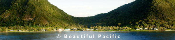 picture of pago pago harbour