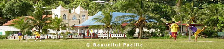 American Samoa Hotel View
