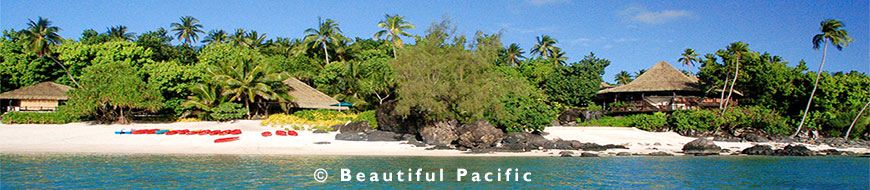 cook islands accommodation on rarotonga