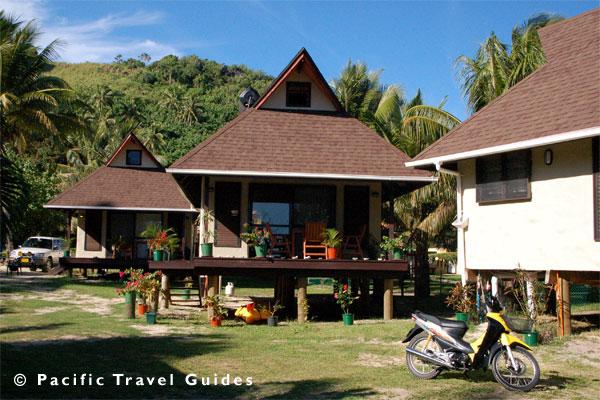 Aitutaki Beach Villas Cook Islands