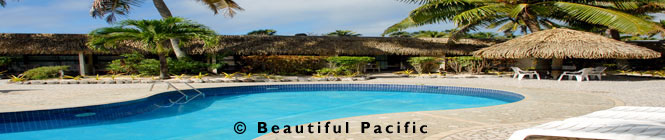 picture of Club Raro Resort beach