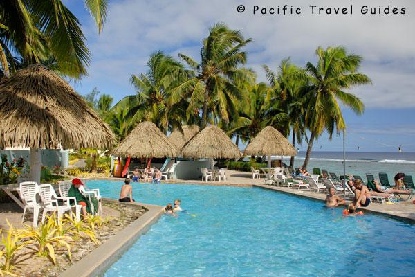 Edgewater Resort Rarotonga Beautiful Cook Islands Hotels