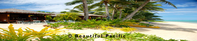 picture of Rarotonga Beach Bungalows beach
