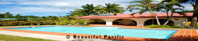 picture of Rarotonga Holiday Homes beach