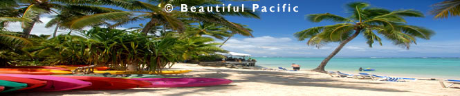 picture of Rarotongan Beach Resort beach