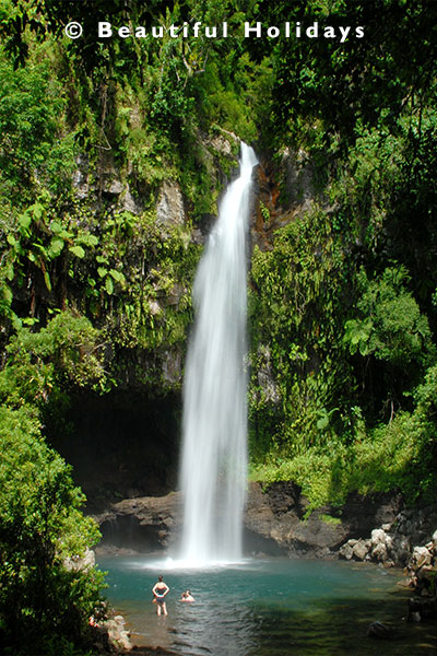 bouma national park in taveuni