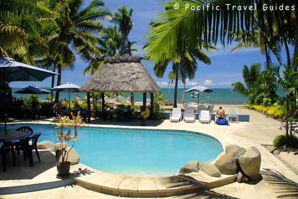 Aquarius Beach Resort Fiji Islands Beautiful Pacific