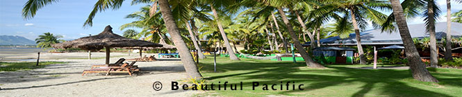 picture of Club Fiji Resort beach