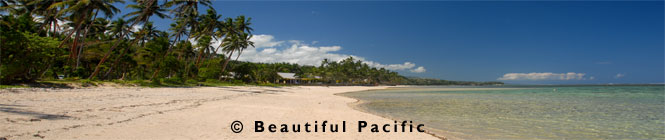 picture of Fiji Hideaway Resort beach