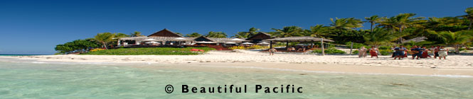 picture of Matamanoa Island Resort beach