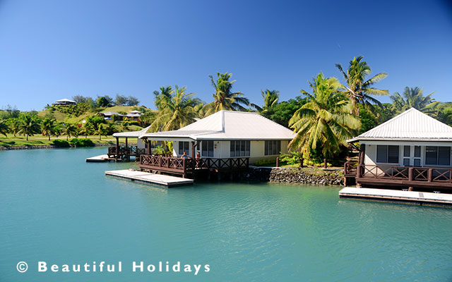 Musket Cove  Bedroom Island Villa