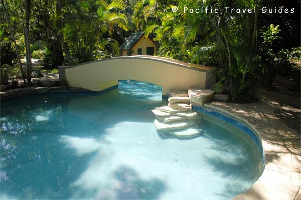 Natadola Beach Resort Fiji Islands Beautiful Pacific