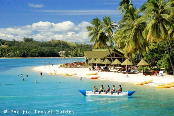 Plantation Island Resort Fiji   Beautiful Pacific Holidays