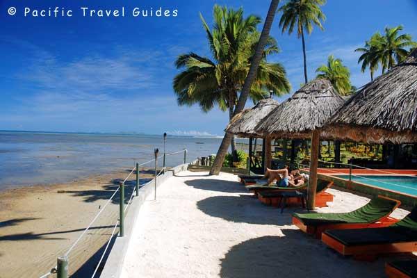 Seashell Momi Resort Fiji Islands Beautiful Fiji Hotels