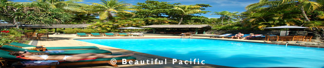 picture of Tanoa Hotel  beach