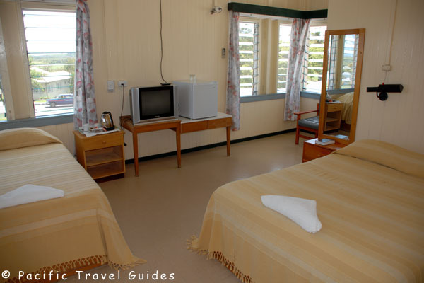 Tavua Hotel Fiji Islands Beautiful Pacific Holidays