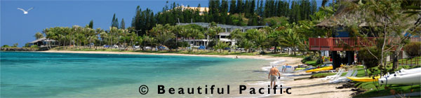 picture of noumea beach