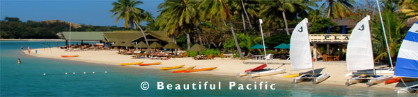 family holidays south pacific islands