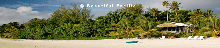 self-catering south pacific islands