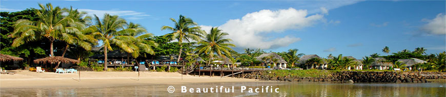 picture of accommodation in savaii samoa