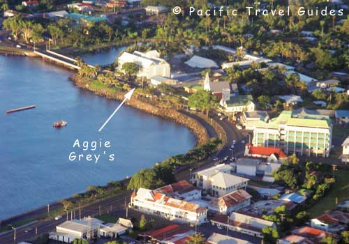 Aggie Greys Resort Apia