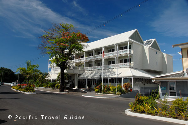 Aggie Greys Resort Apia
