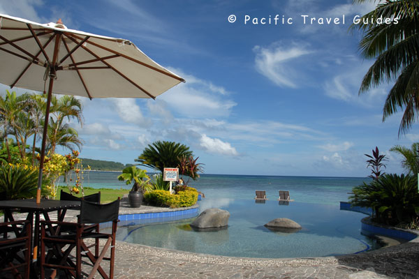 boutique hotel in savaii