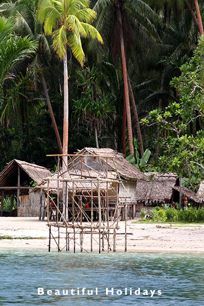 solomons fishing village