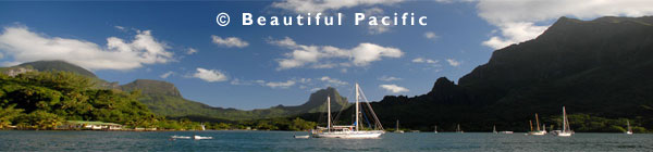 moorea holidays and hotels scene