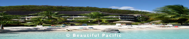 picture of Intercontinental Hotel, Tahiti Island