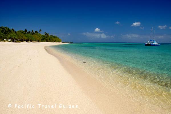 Sandy beach resort beautiful tonga hotels