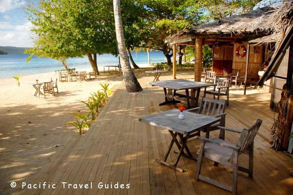 Tongan Beach Resort Beautiful Tonga Hotels